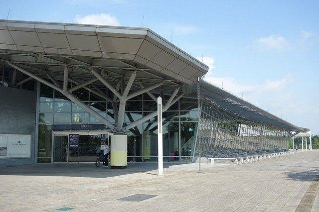 台南高鐵站即將進駐三井OUTLET,圖片來源:維基百科|台南建商連建建設