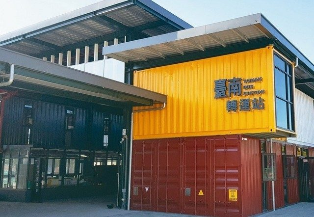 台南長途客運轉運站將完工,預計2019年底啟用