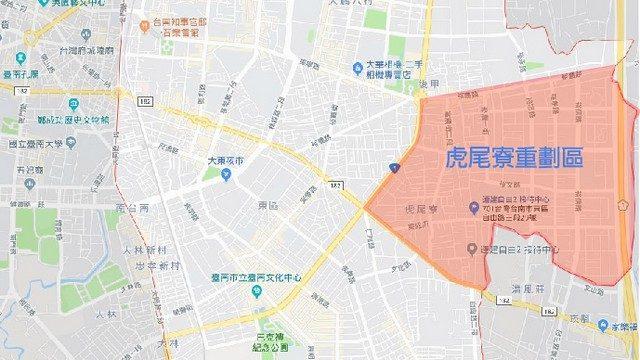 台南東區虎尾寮重劃區,就位在東區的東邊|台南建設公司連建建設
